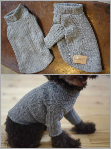 cablestich knit