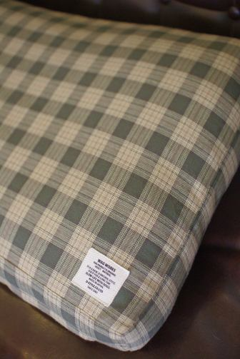 nest vintage check green 1