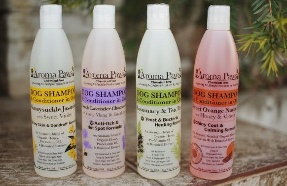 Aroma Paws Dog Shampoo&Conditioner in One